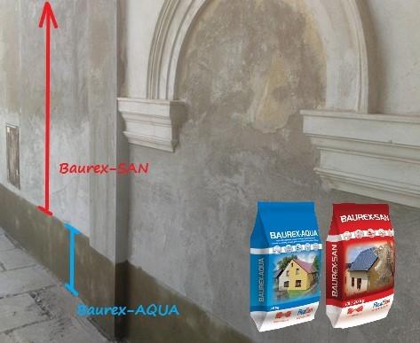 Baurex-aqua + B-San