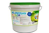 KLINOSAN Color - silikátová omyvatelná barva