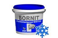 Fundamentgrund Winter